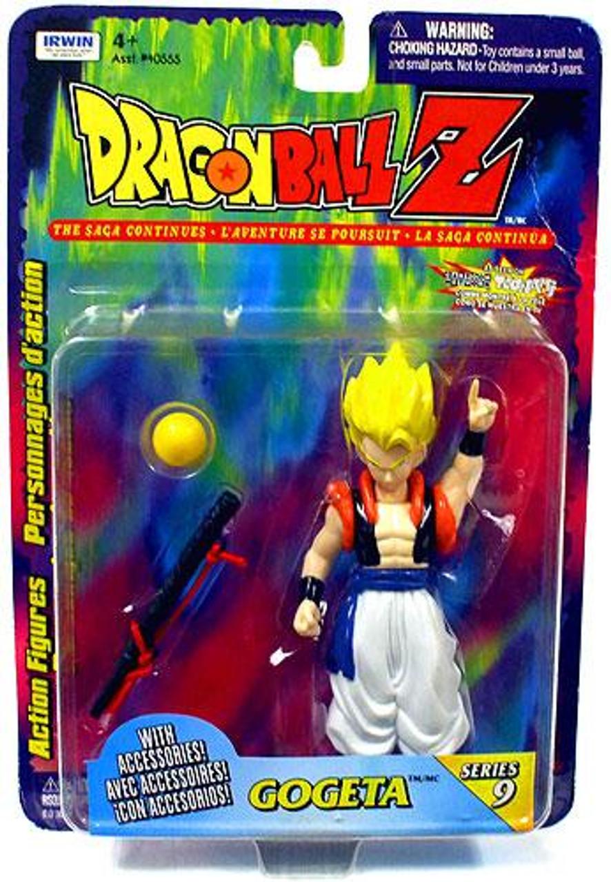 Dragon Ball Z Series 9 Gogeta Action Figure
