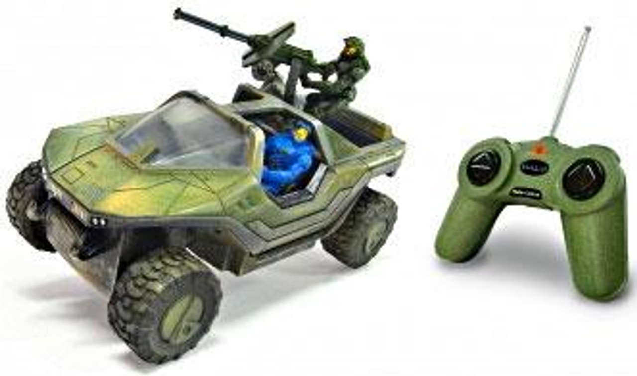 Halo 3 Warthog 8-Inch R/C Vehicle