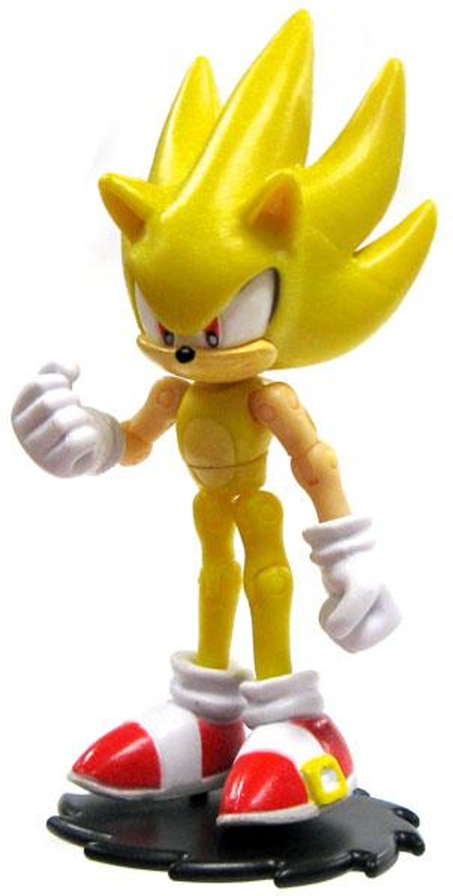 Sonic The Hedgehog Sonic Action Figure [Super Loose]