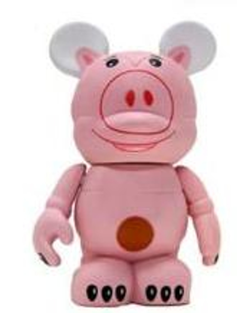 Disney Toy Story Vinylmation Hamm 3-Inch Vinyl Figure [No Hat Loose]