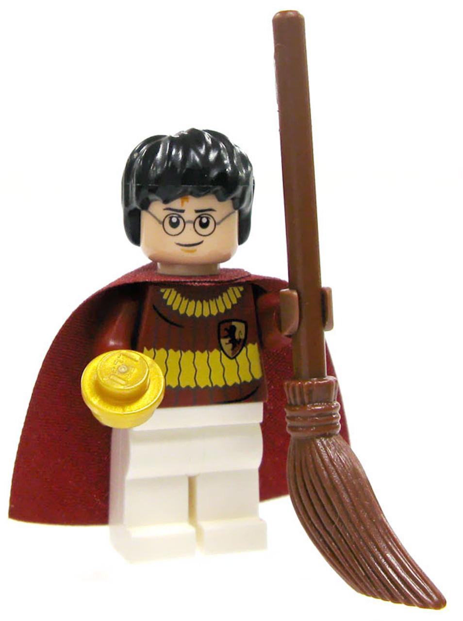 LEGO Loose Harry Potter Minifigure #1 [Quidditch Gear Loose]