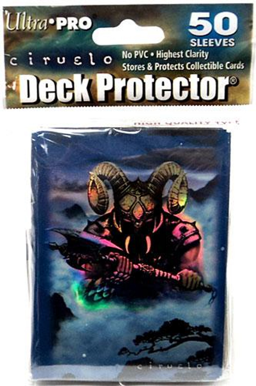Ultra Pro Card Supplies Deck Protector Ciruelo - Minotaur Standard Card Sleeves [50 Count]