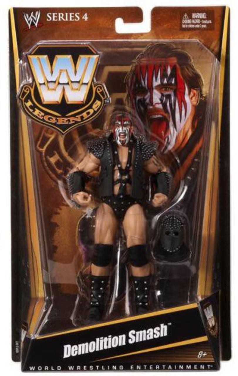 WWE Wrestling Legends Series 4 Demolition Smash Action Figure
