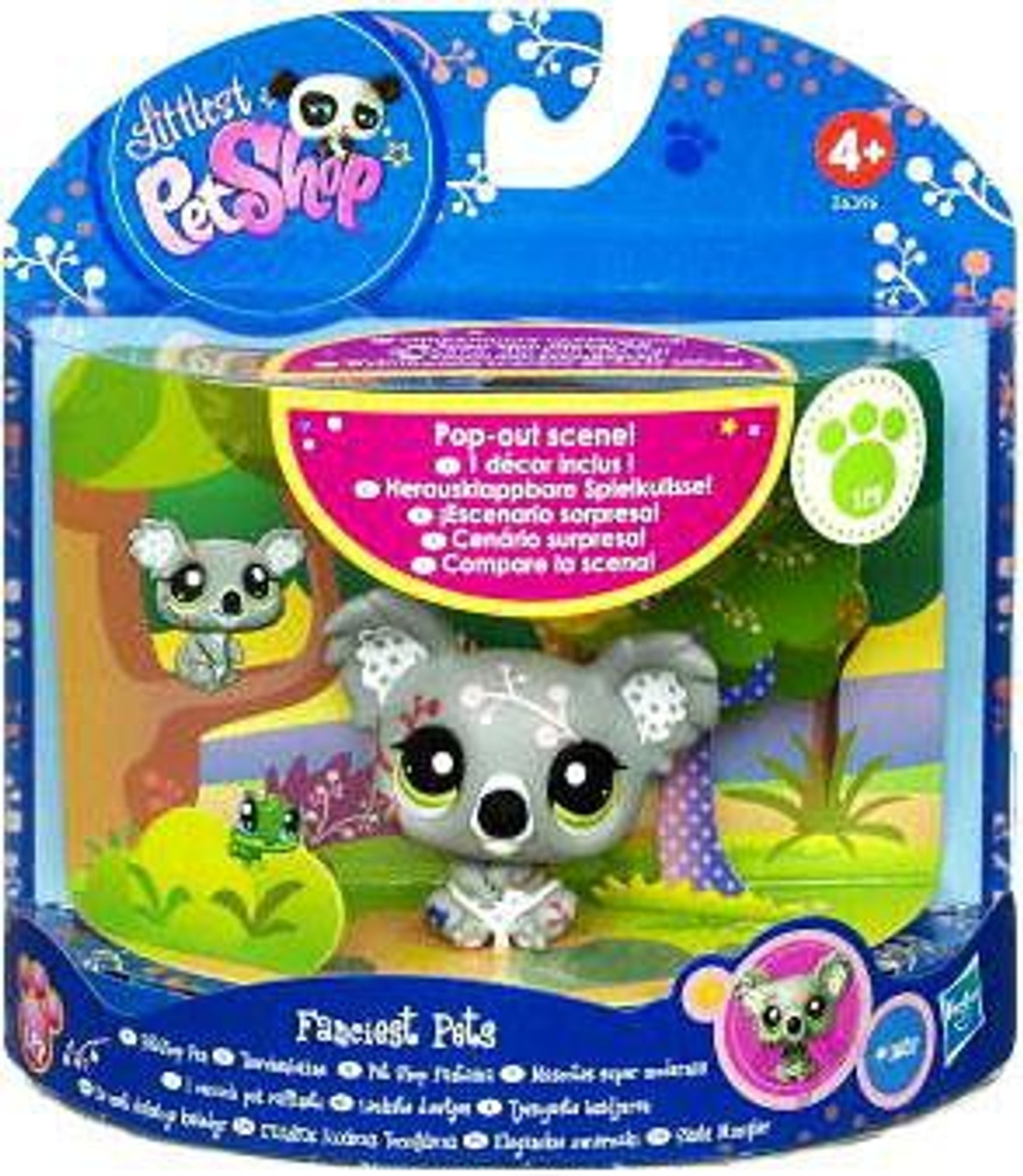 Littlest Pet Shop Fanciest Pets Series 1 Koala Figure