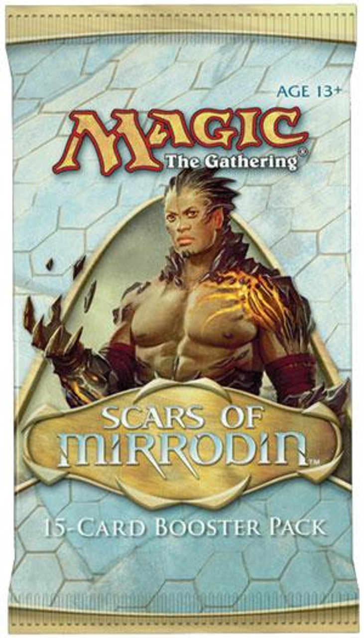 MtG Scars of Mirrodin Booster Pack