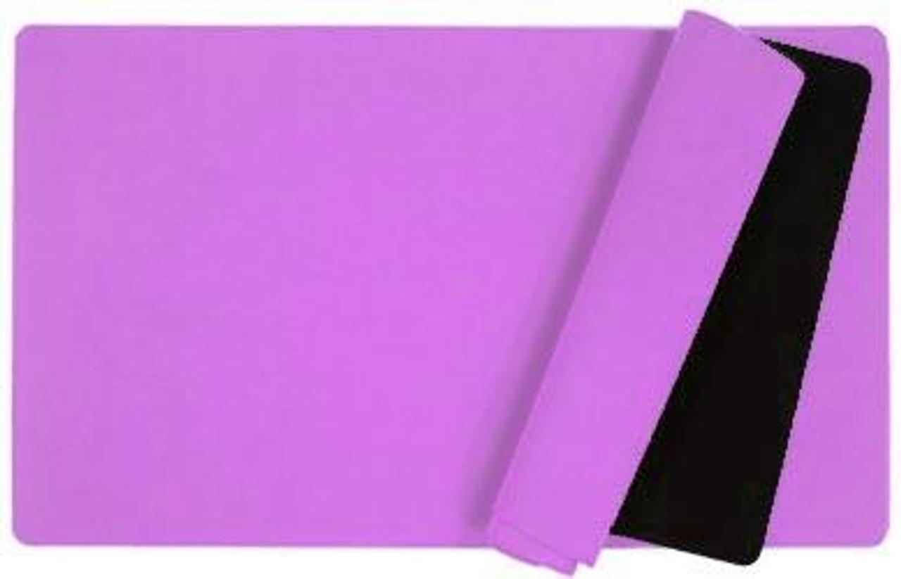 Card Supplies Lavender 12-Inch x 24-Inch Play Mat