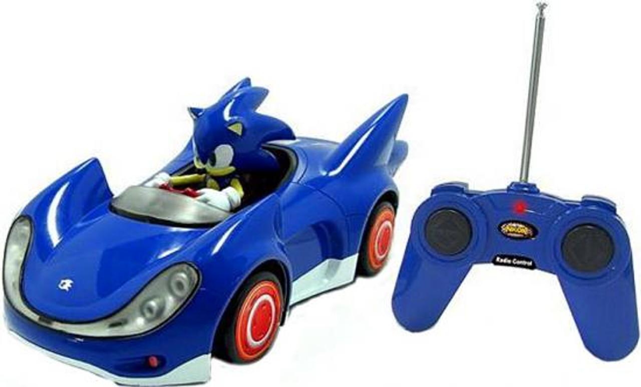 Sega All-Stars Racing Sonic the Hedgehog 3.5-Inch R/C Vehicle