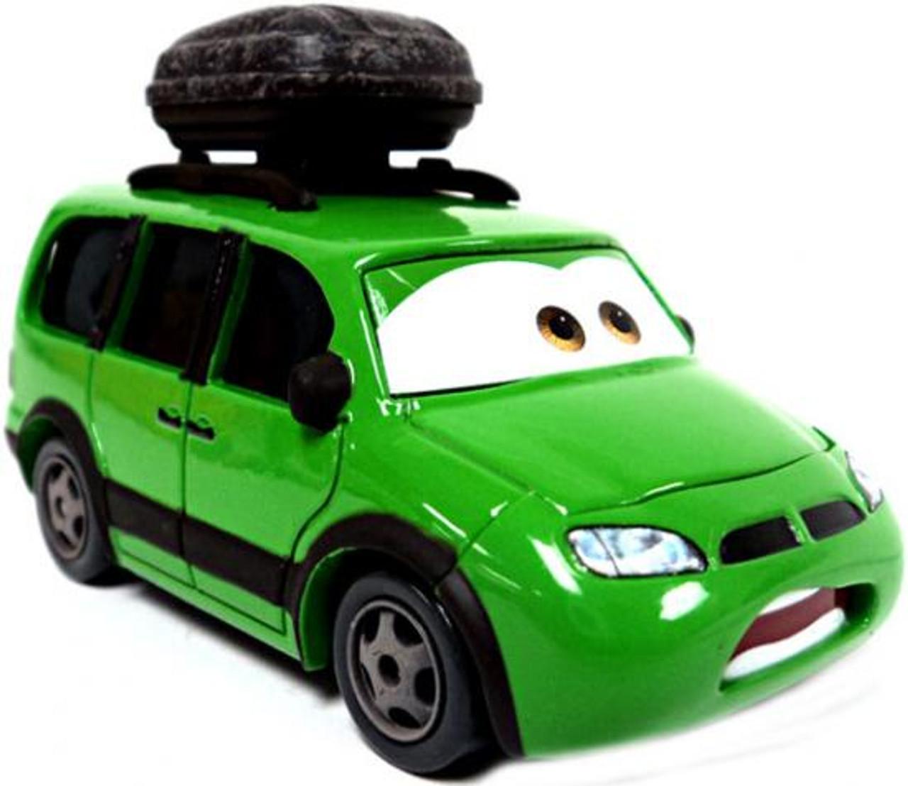 Disney Cars Loose Van-San Diecast Car [Loose]