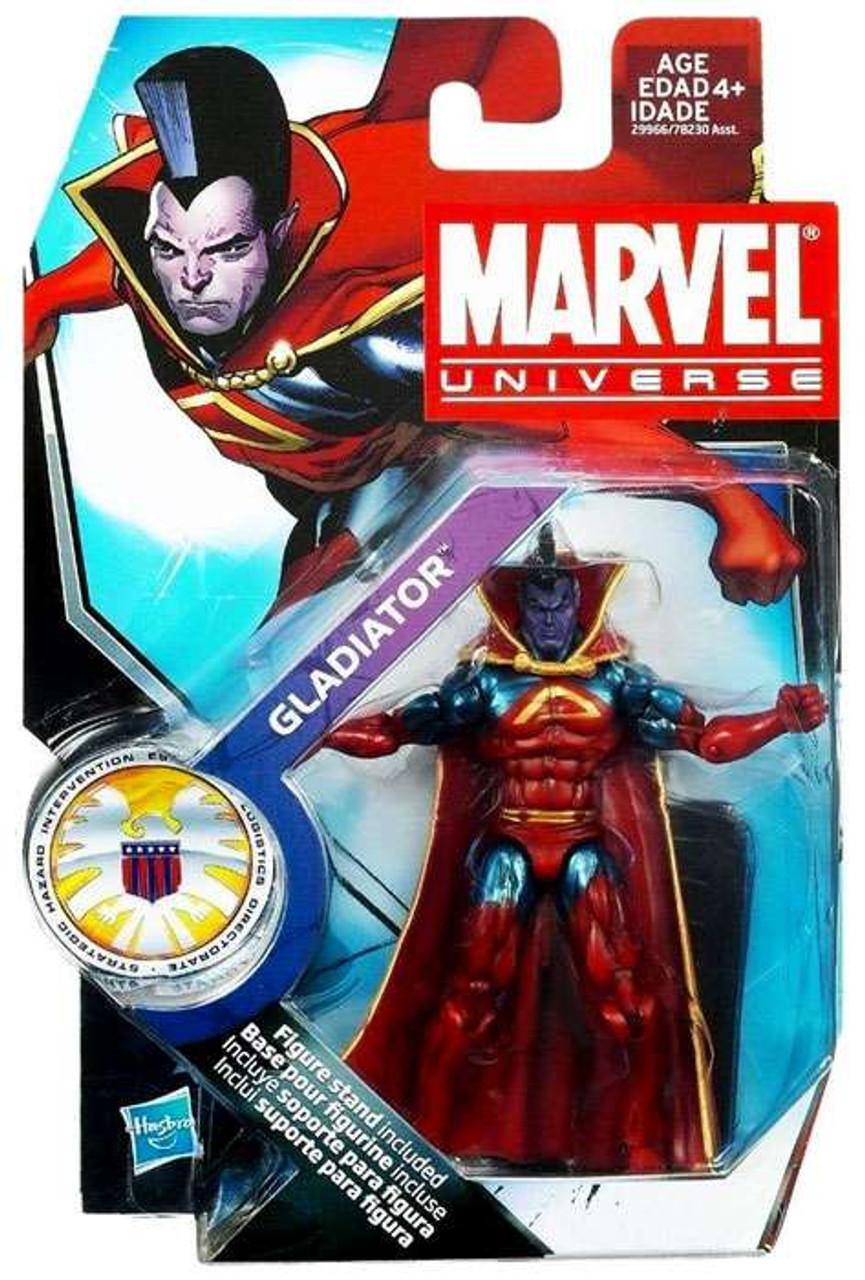 Marvel Universe Series 13 Gladiator Action Figure #11