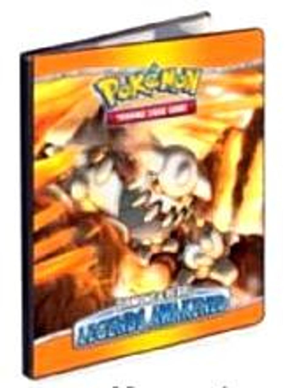 Ultra Pro Pokemon Legends Awakened 4-Pocket Binder