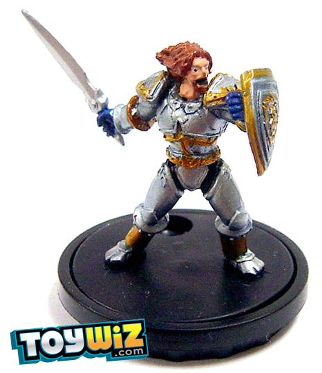 World of Warcraft Collectible Miniatures Game Core Set Highlord Bolvar Fordragon