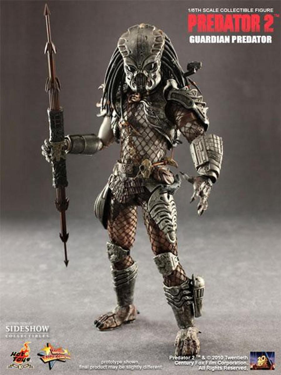 Predator 2 Movie Masterpiece Guardian Predator Exclusive 1/6 Collectible Figure