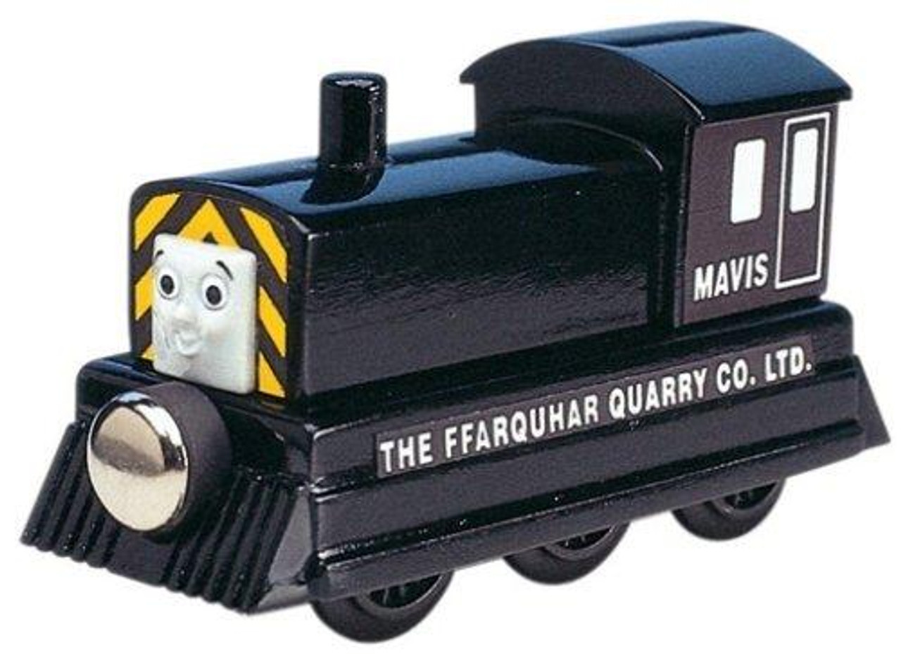 Thomas & Friends Wooden Railway Mavis Train Figure