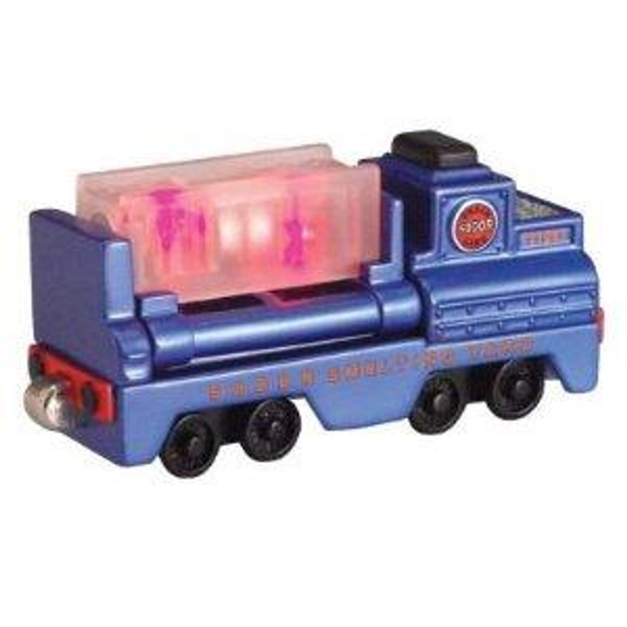 Thomas & Friends Wooden Railway Smelter Shed Cargo Car Diecast Train