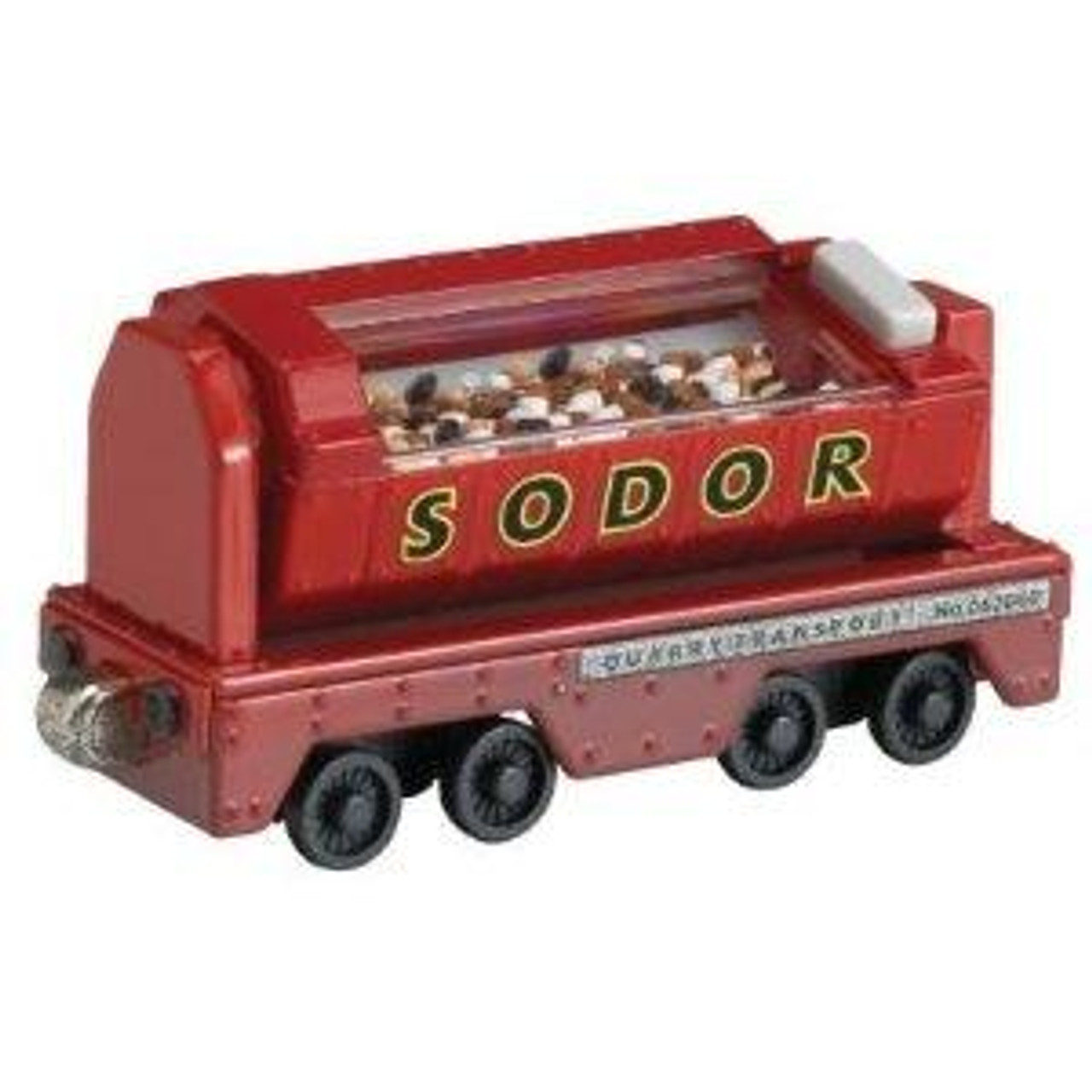 Thomas & Friends Wooden Railway Rock Hopper Diecast Train