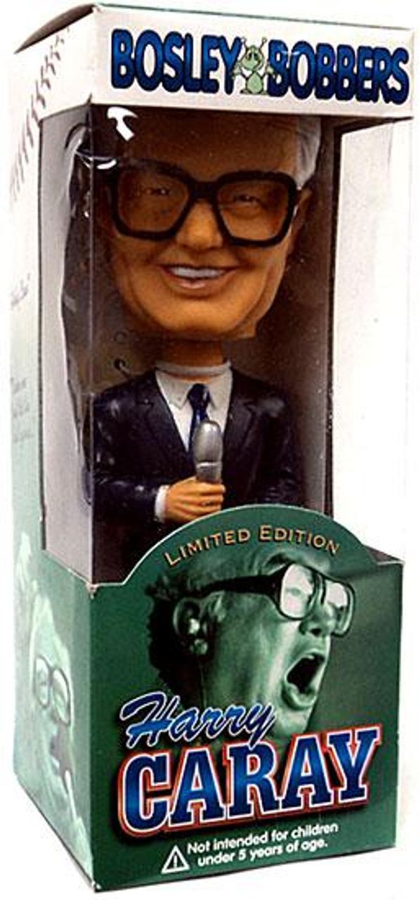 Bosley Bobbers Harry Caray Bobble Head