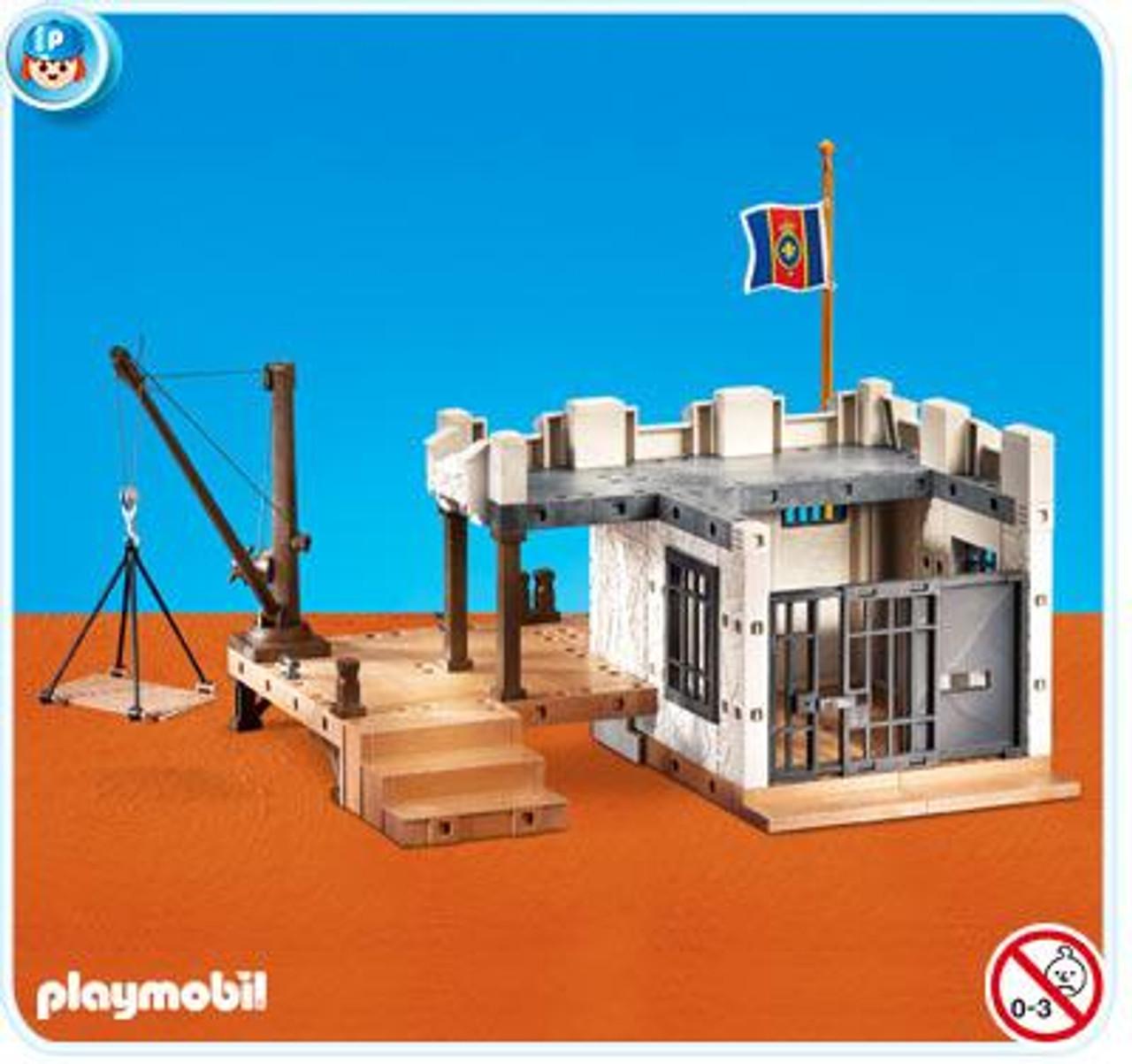 Playmobil Pirates Prison Fortress Set #7376