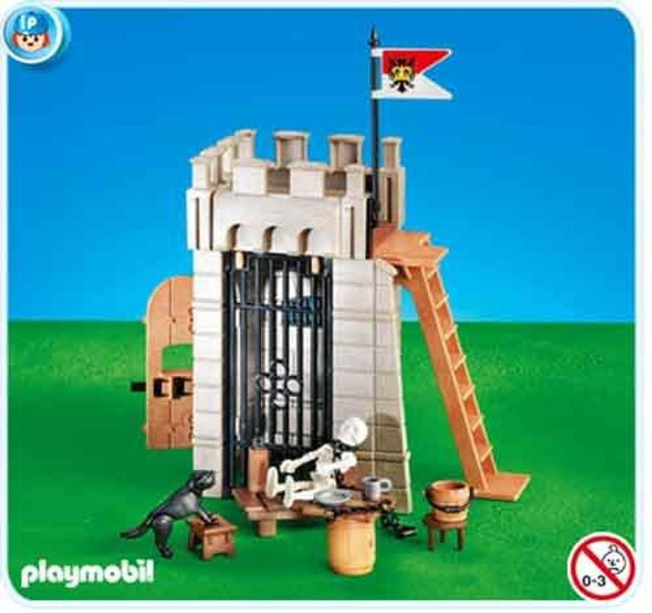 Playmobil Pirates Dungeon Set #7377