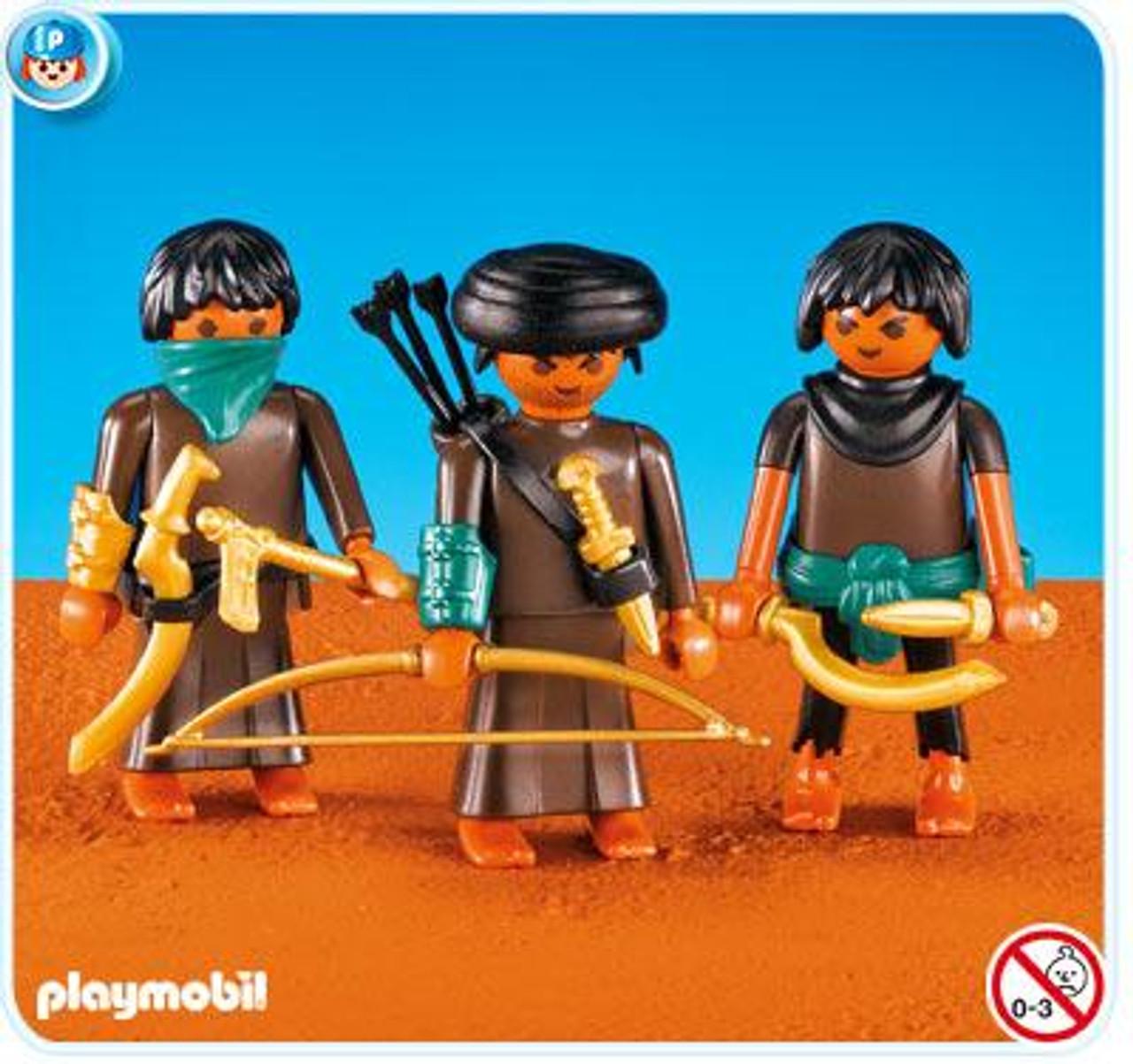 Playmobil romans egyptians 3 grave robbers set 7462 toywiz - Playmobil egyptien ...