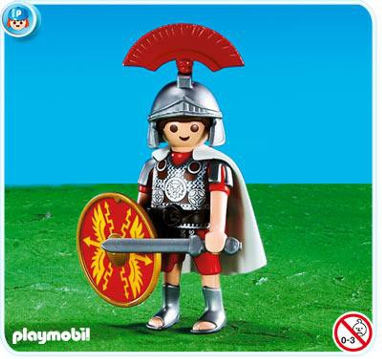 Playmobil Romans & Egyptians Centurion Set #7877