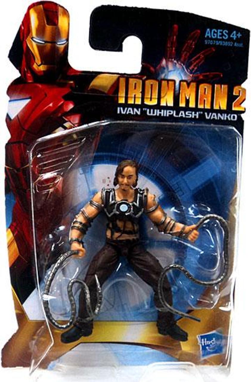 """Iron Man 2 Ivan """"Whiplash"""" Vanko Action Figure"""