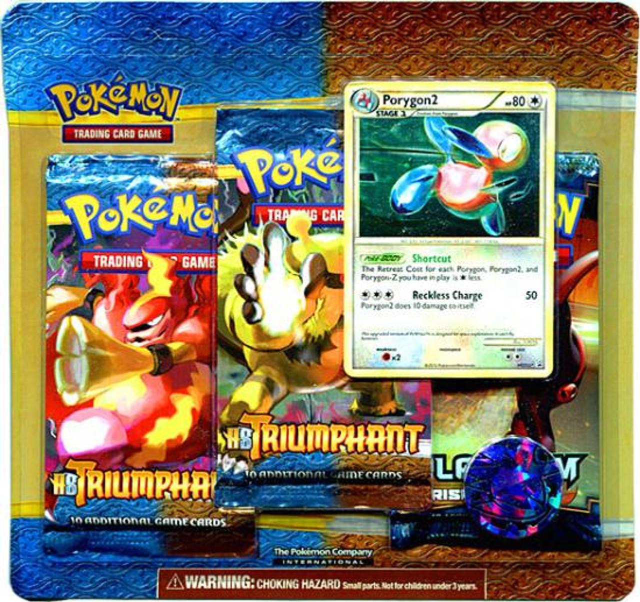 Pokemon HeartGold & Soulsilver Triumphant Special Edition