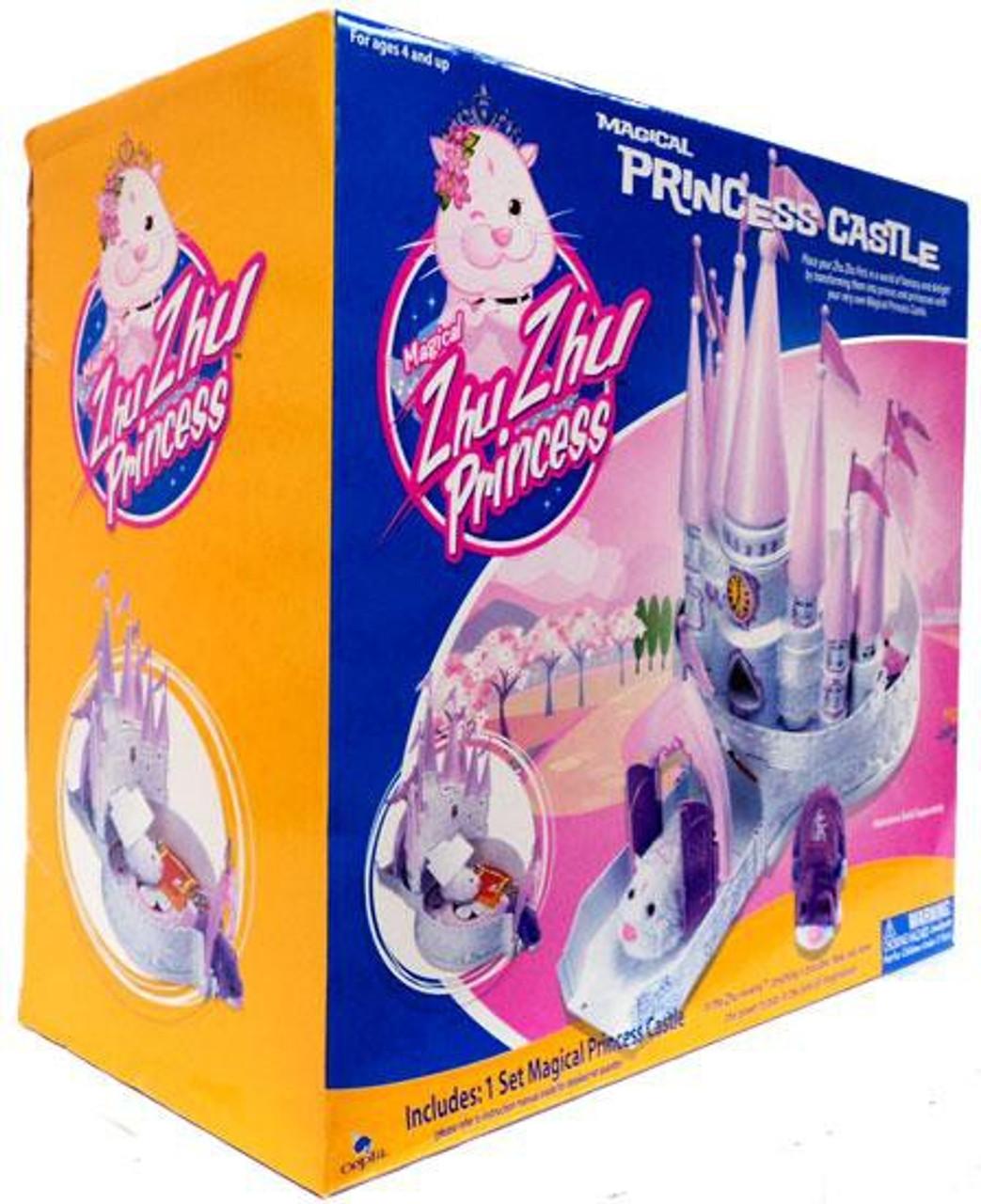 Zhu Zhu Pets Princess Castle Playset