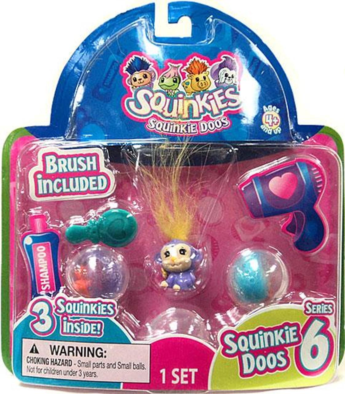 Squinkies Squinkie Doos Series 6 Pencil Topper Pack