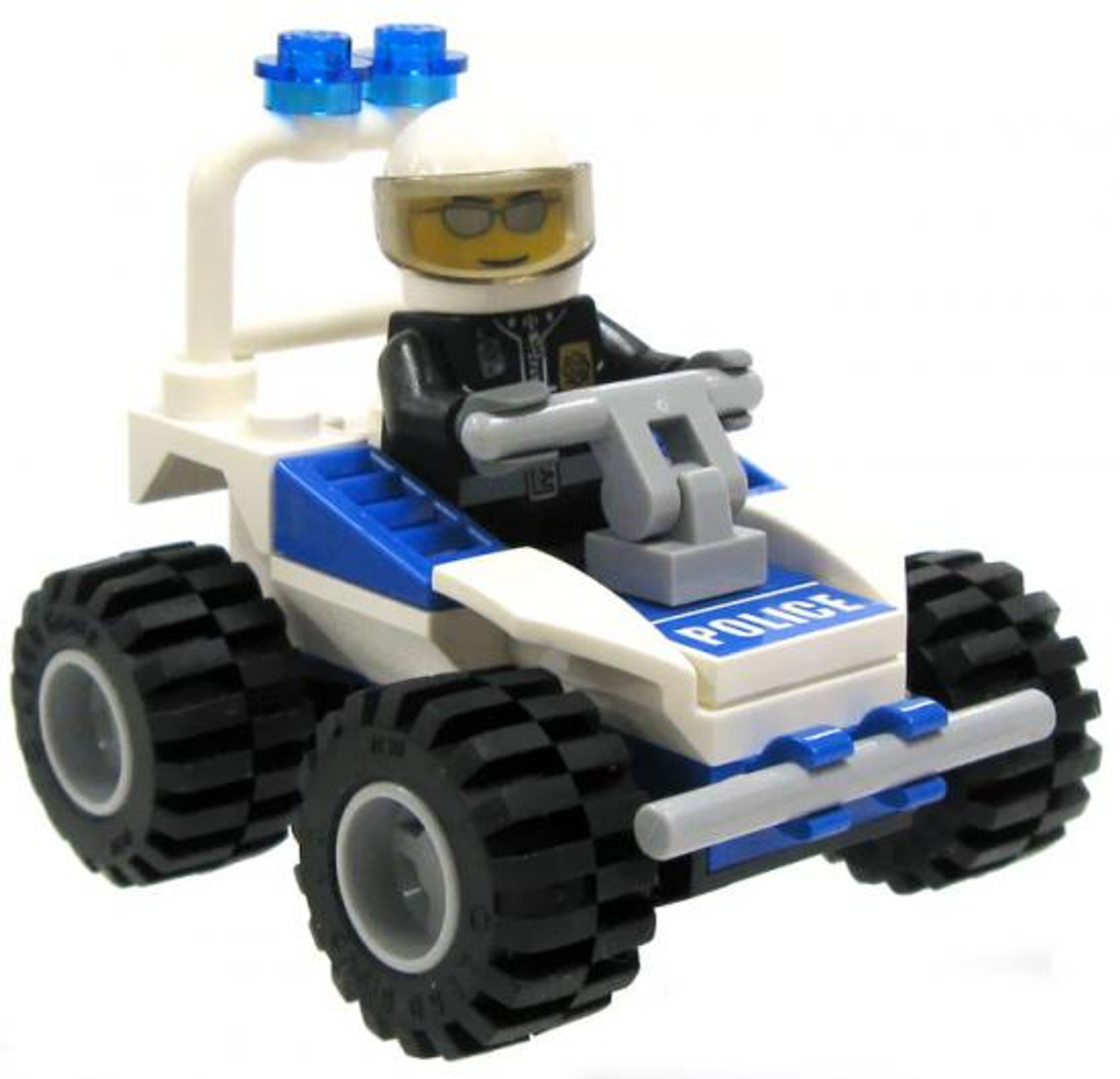 LEGO City Loose Event Police Officer Minifigure #1 [Loose]