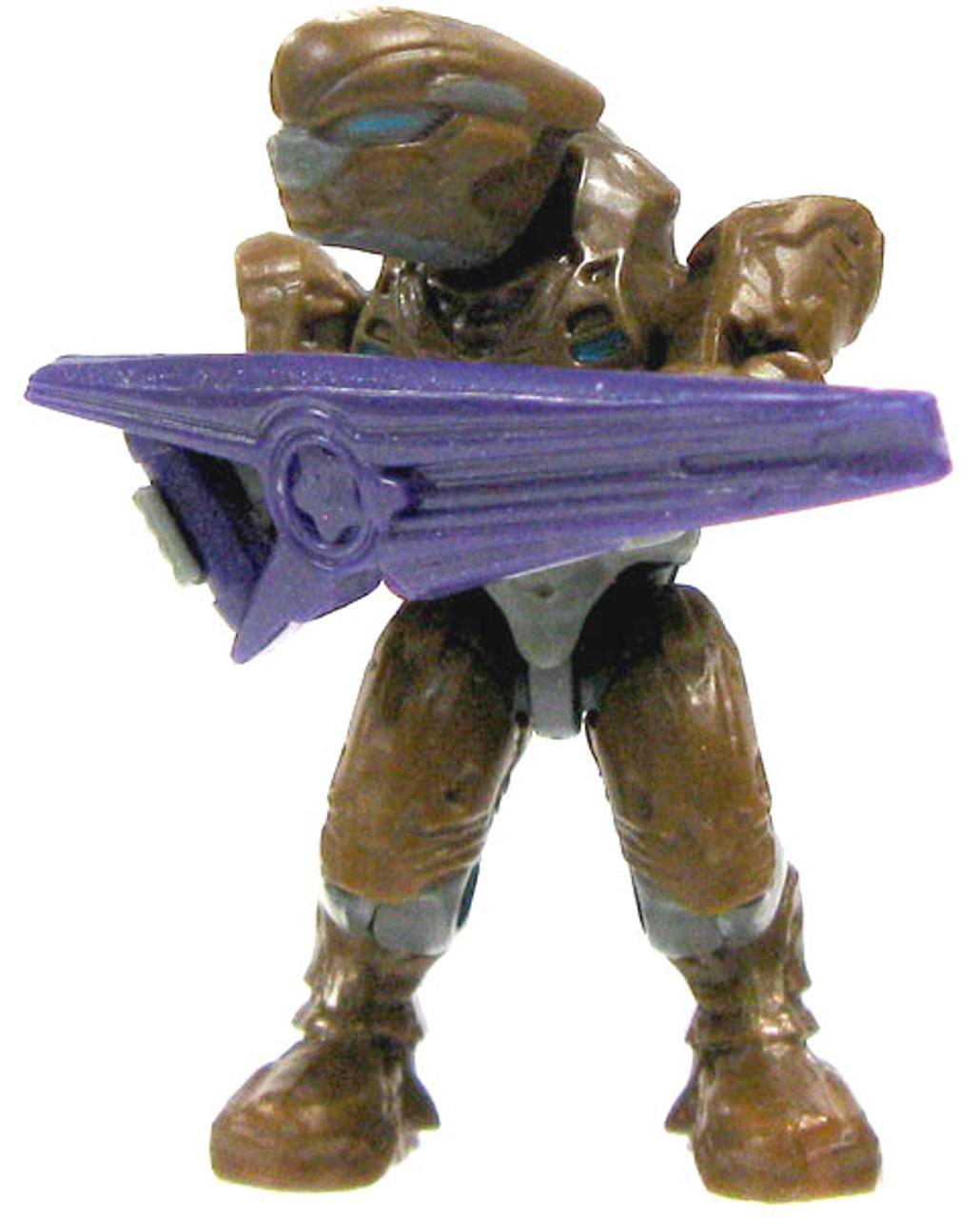 Mega Bloks Halo Loose Flight Elite Minifigure [Bronze Loose]