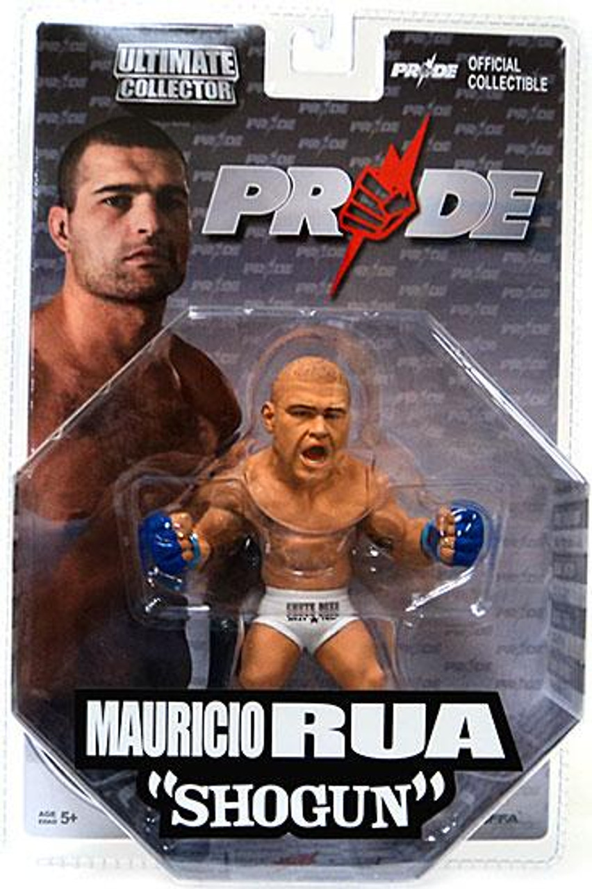 UFC Ultimate Collector Series 5 Mauricio Rua Action Figure [Pride Chase Piece]