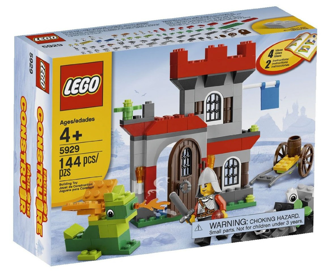 mega bloks megaplay adventure castle instructions