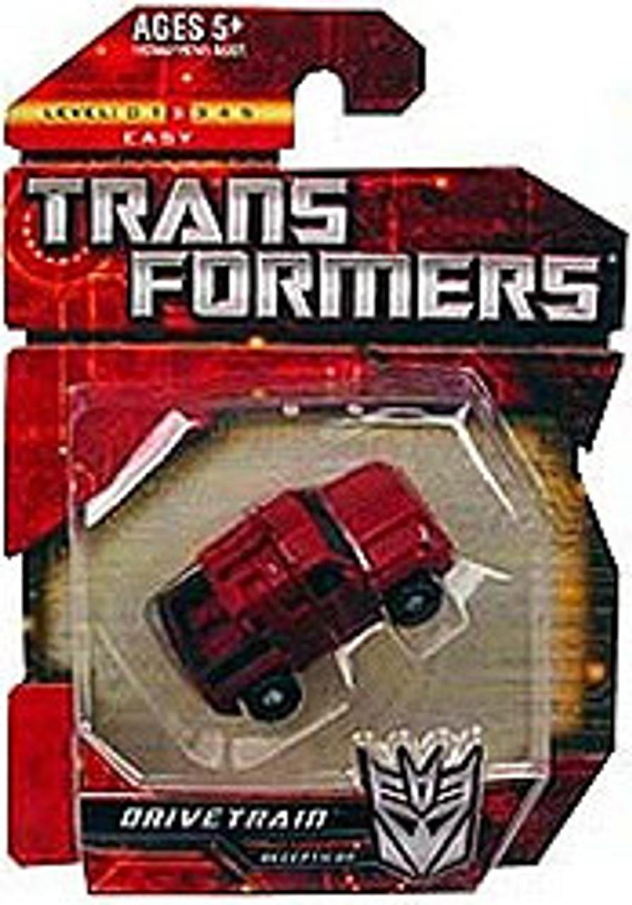 "Transformers Generations Minicons Drivetrain 2"" Action Figure"