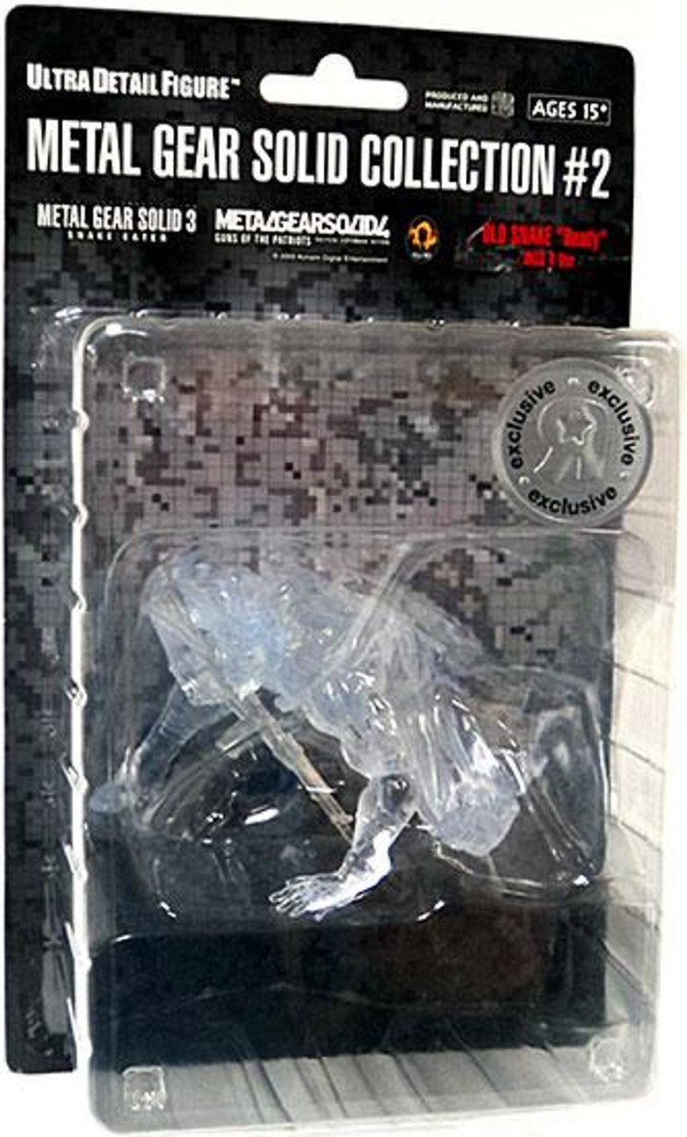 Metal Gear Solid 3 Collection #2 Snake Action Figure [Camouflage]