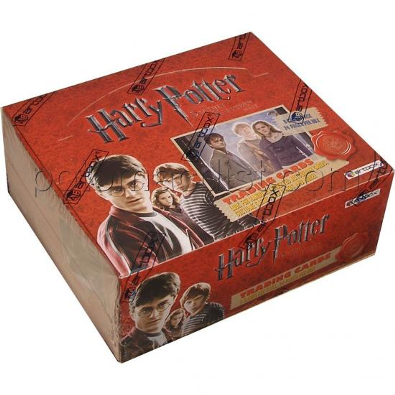 Harry Potter The Deathly Hallows Part 1 Trading Card Box