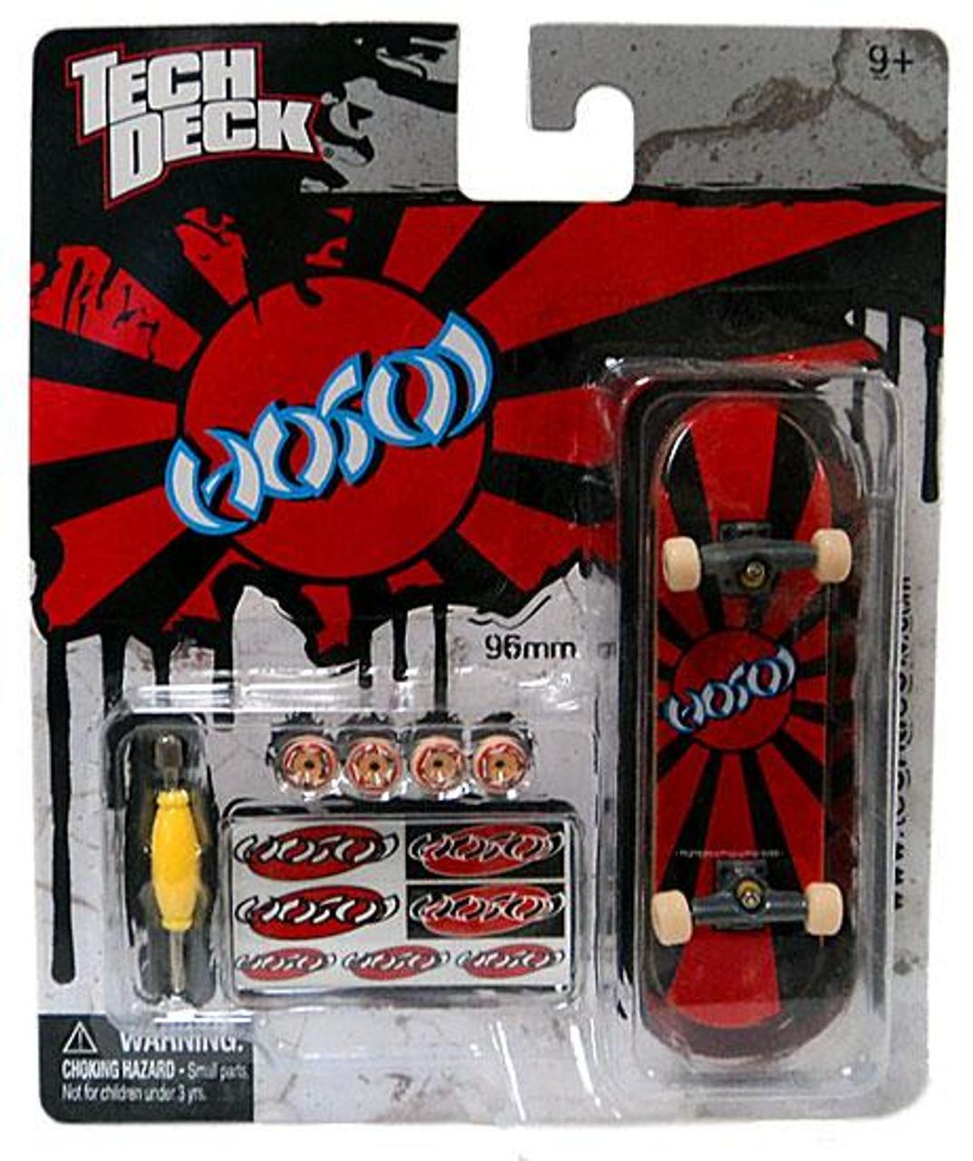 Tech Deck Hosoi 96mm Mini Skateboard [Red]
