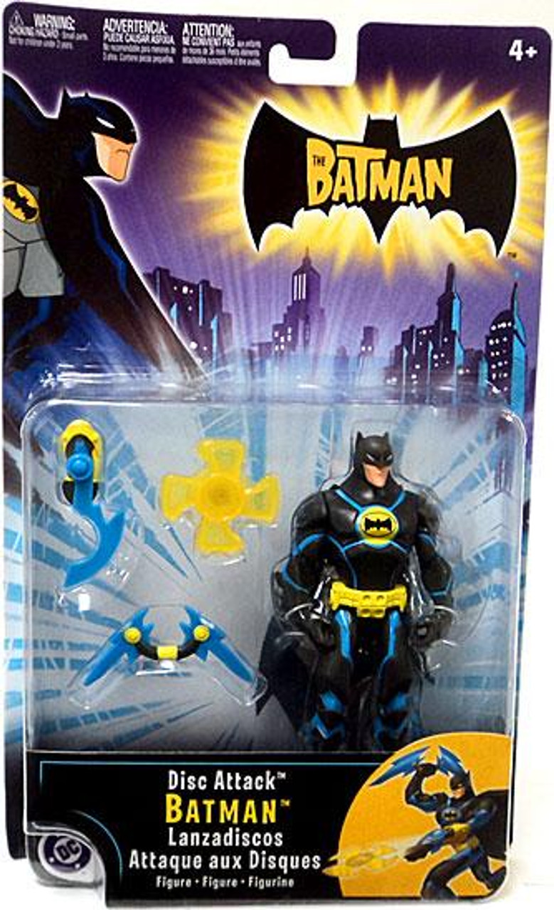 Animated Batman Action Figure [Disc Attack]