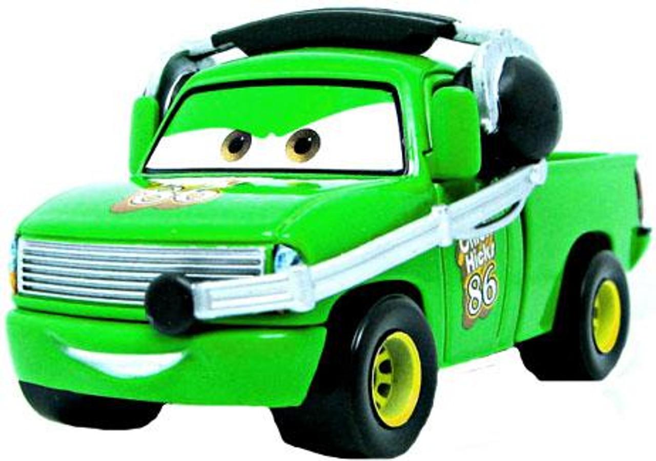 Disney Cars Loose Chick Hicks Crew Chief Diecast Car [Loose]