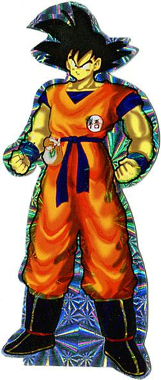 Dragon Ball Z Goku Sticker [Standing]
