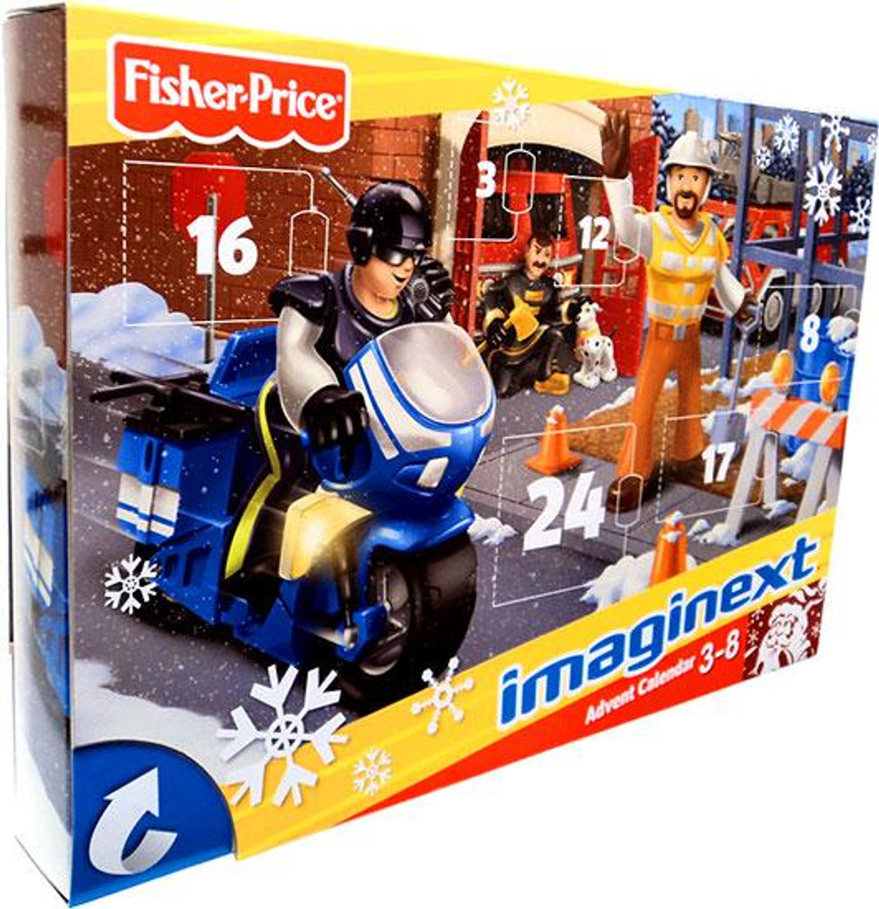 Fisher Price Imaginext 2011 Advent Calendar
