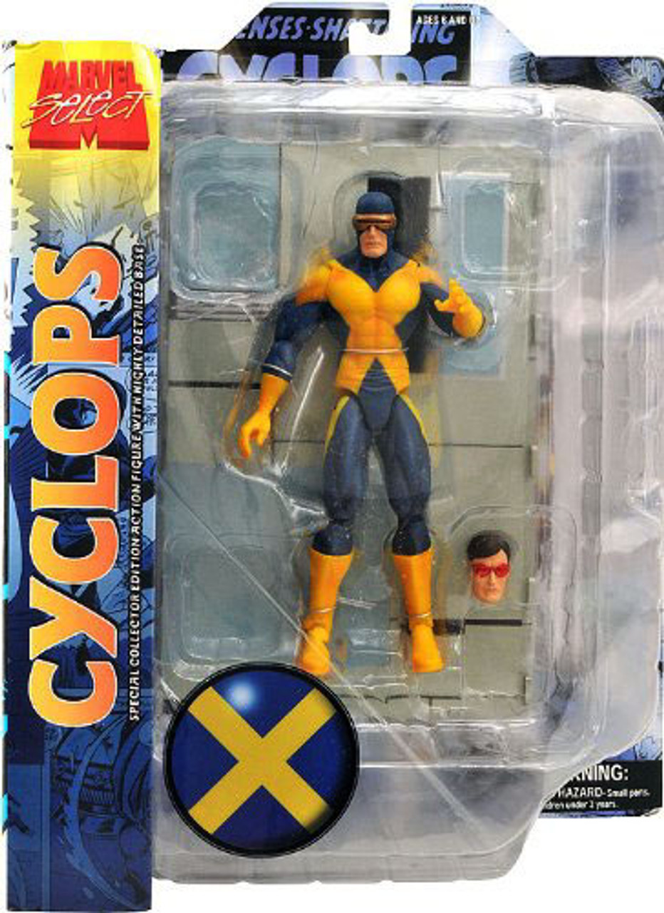 X-Men Marvel Select Cyclops Action Figure [X-Factor]