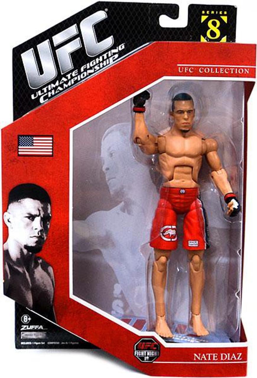 UFC Collection Series 8 Nate Diaz Action Figure