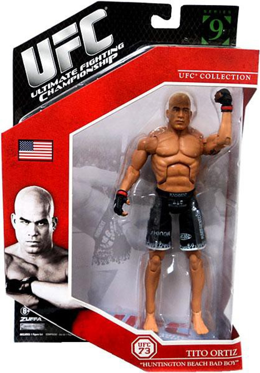 UFC Collection Series 9 Tito Ortiz Action Figure [UFC 73]