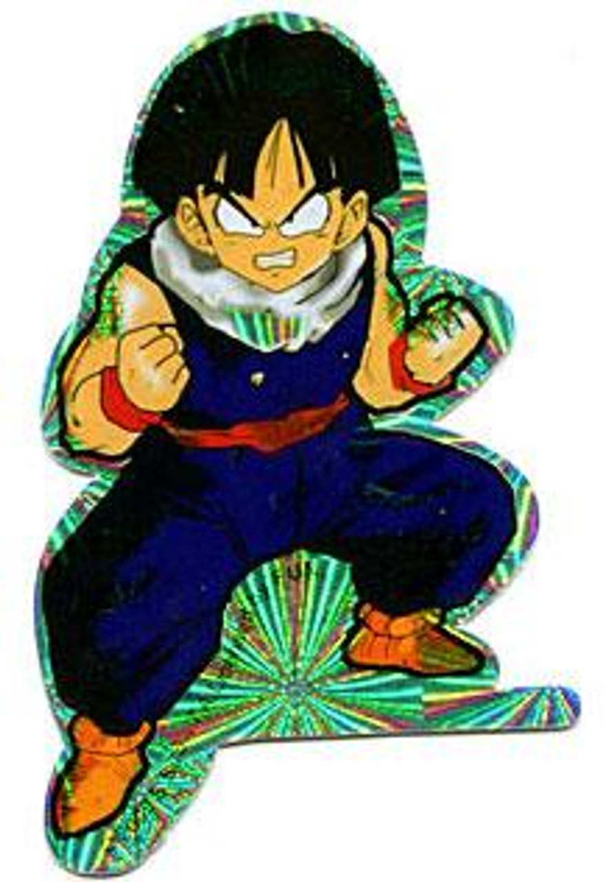 Dragon Ball Z Kid Gohan Sticker