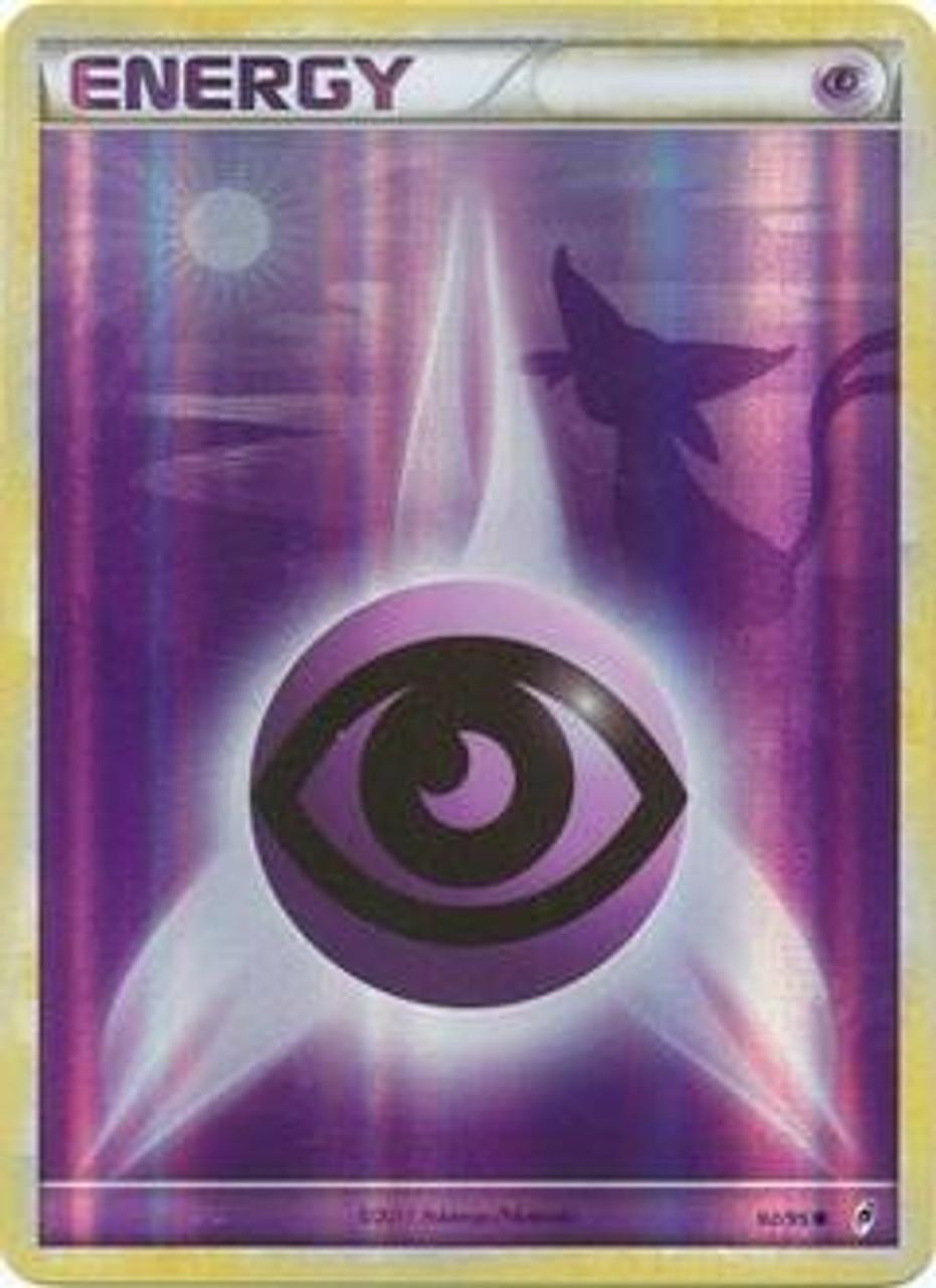 Pokemon Call of Legends Common Psychic Energy #92