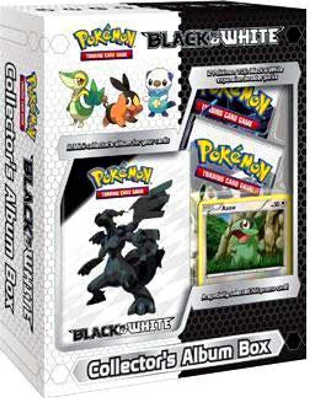 Pokemon Black & White Mini Collector's Album Box