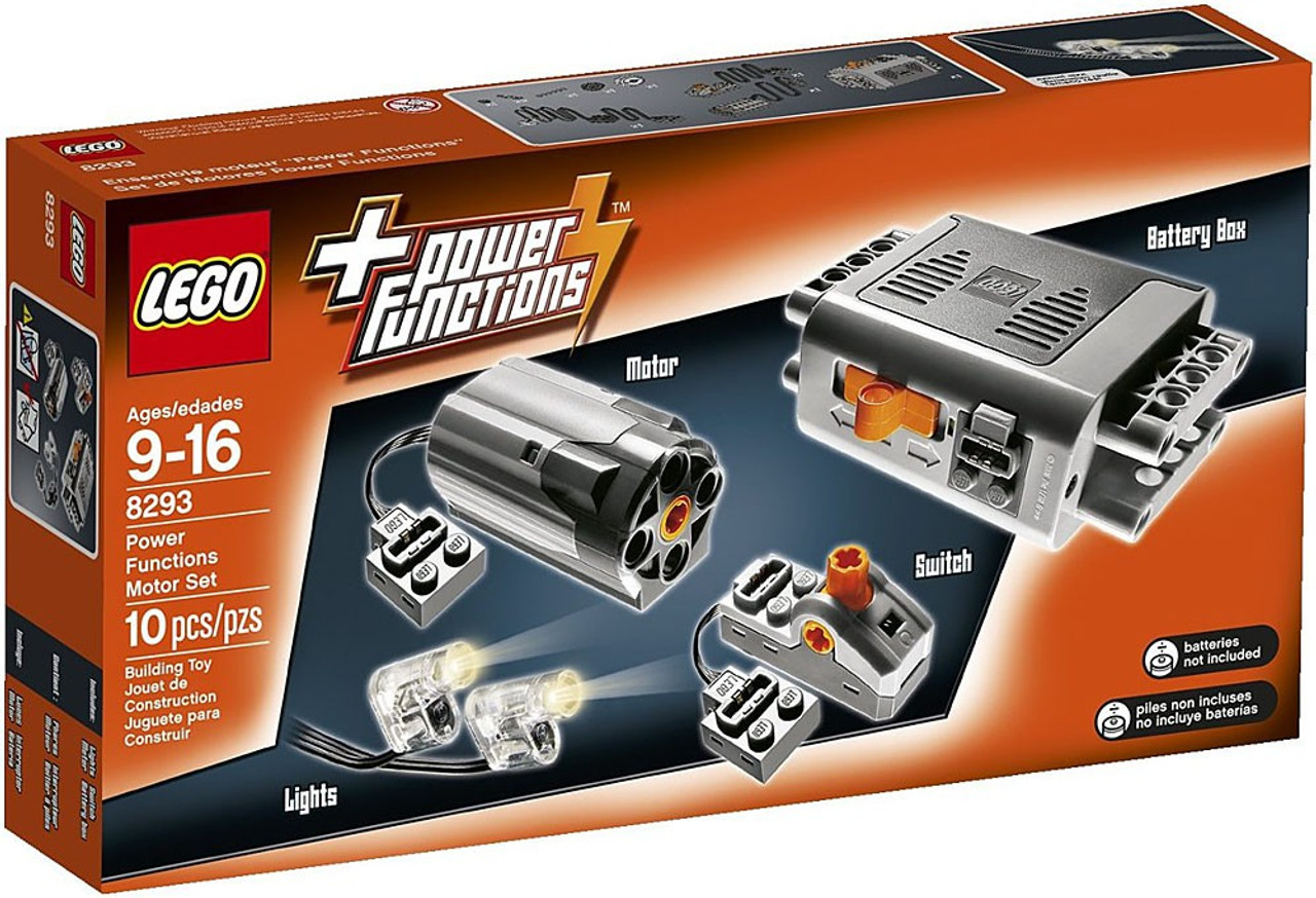 LEGO Technic Power Functions Motor Set #8293