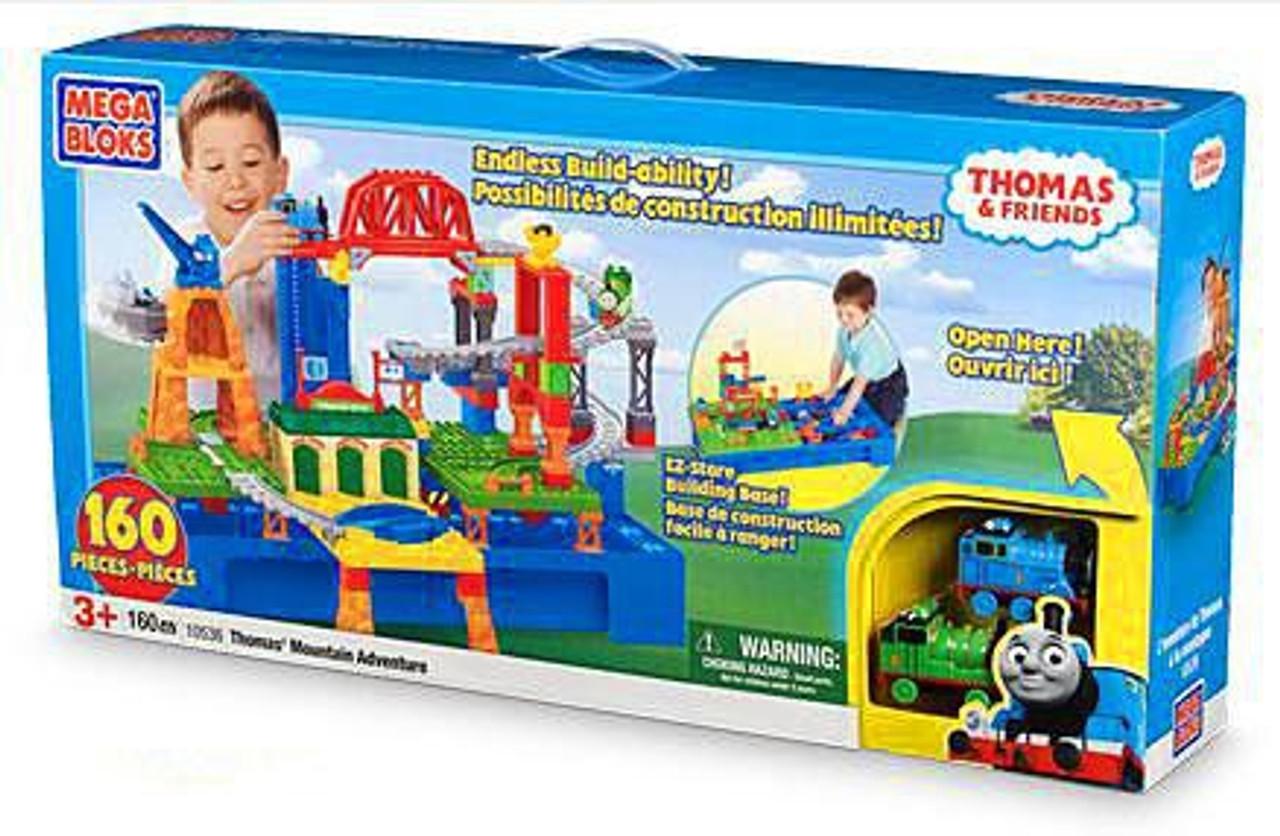 Mega Bloks Thomas & Friends Thomas Mountain Adventure Set #10536