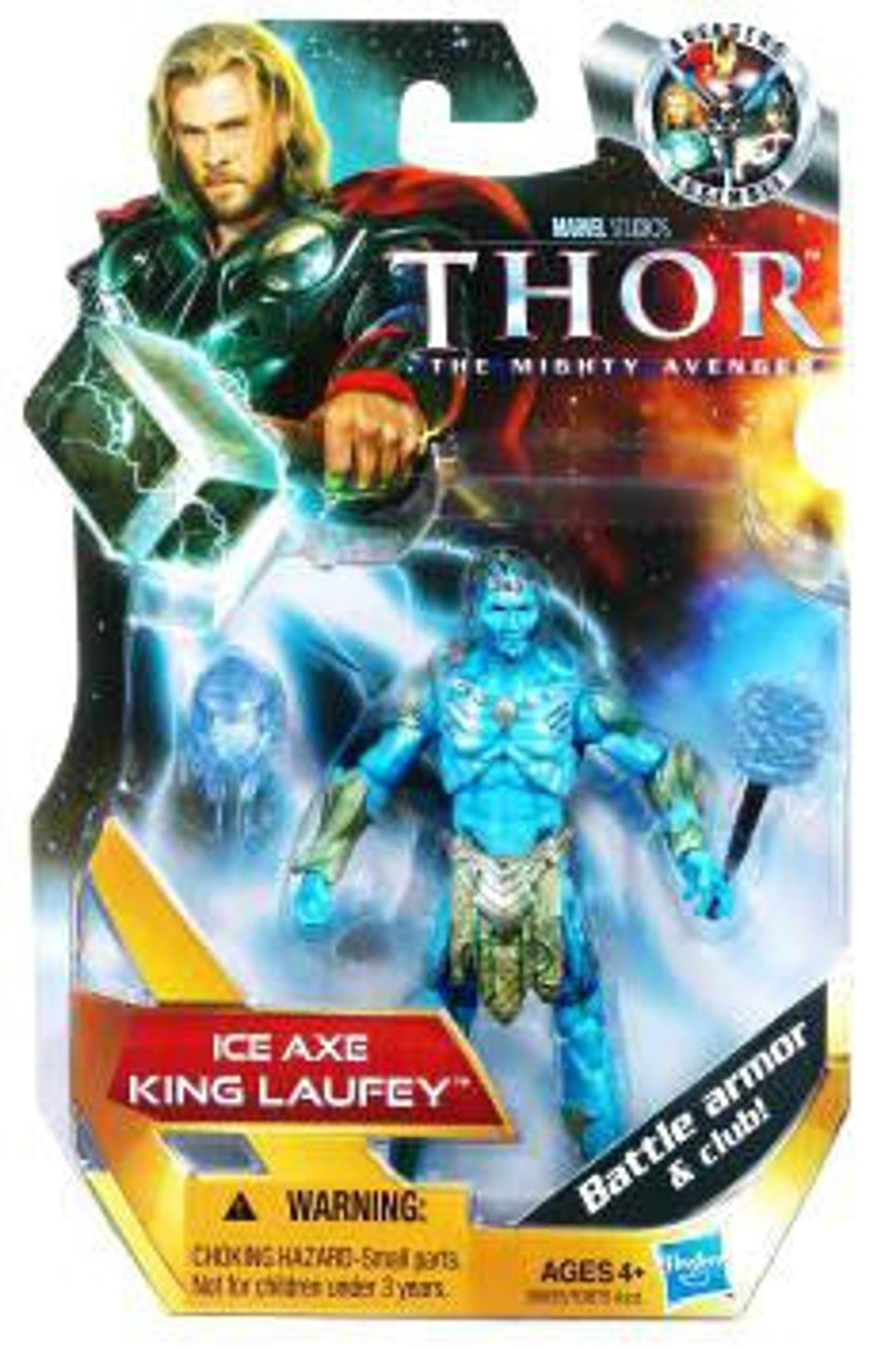 Thor The Mighty Avenger King Laufey Action Figure #14 [Ice Axe]