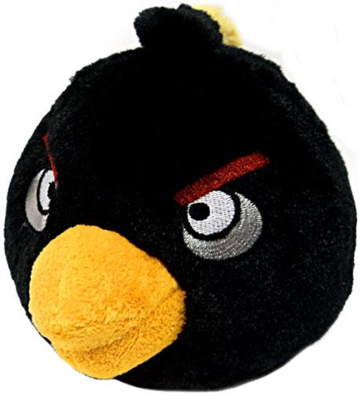 Angry Birds Black Bird 16-Inch Plush